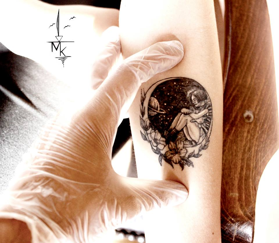 tattoo kadıköy istanbul tatto kalıcı dövme ressam minimalist 9