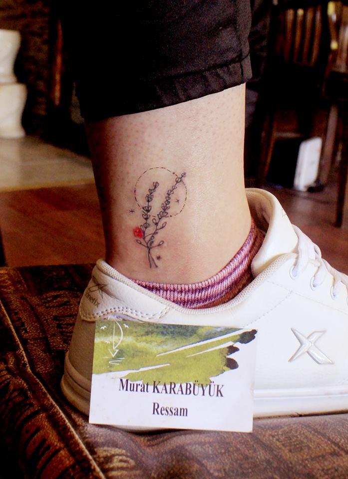 tattoo kadıköy istanbul tatto kalıcı dövme ressam minimalist 125