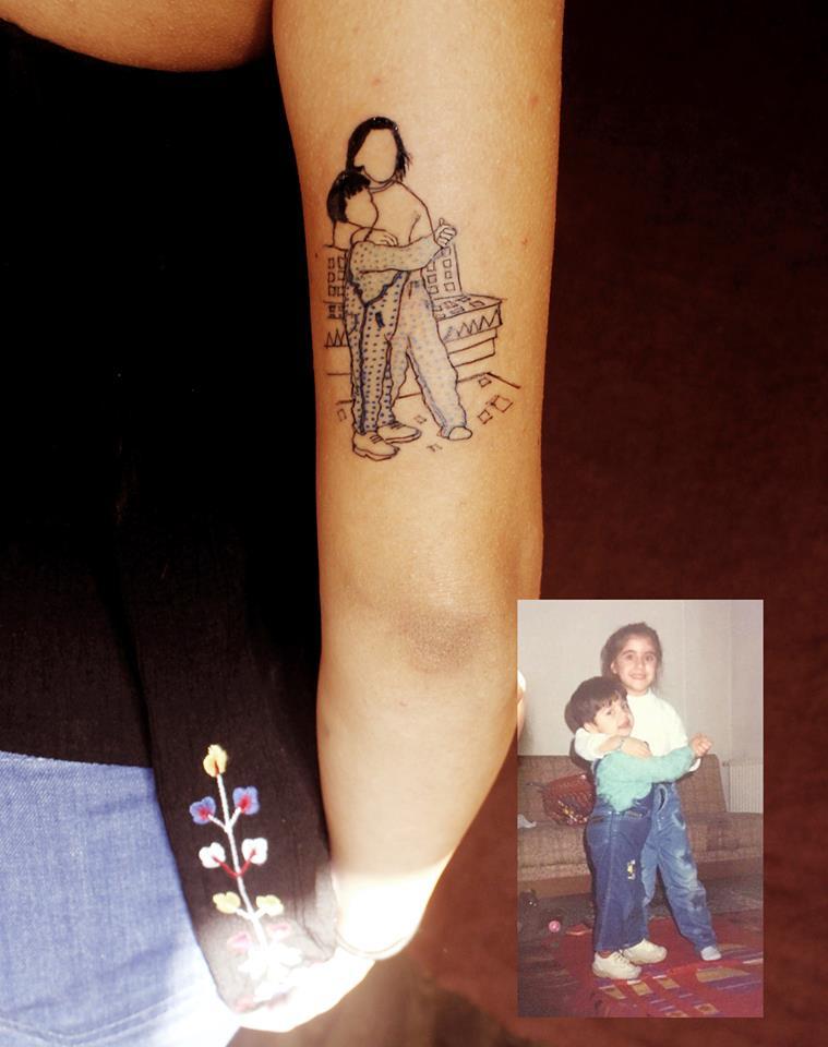 tattoo kadıköy istanbul tatto kalıcı dövme ressam dövme fiyat portre 76
