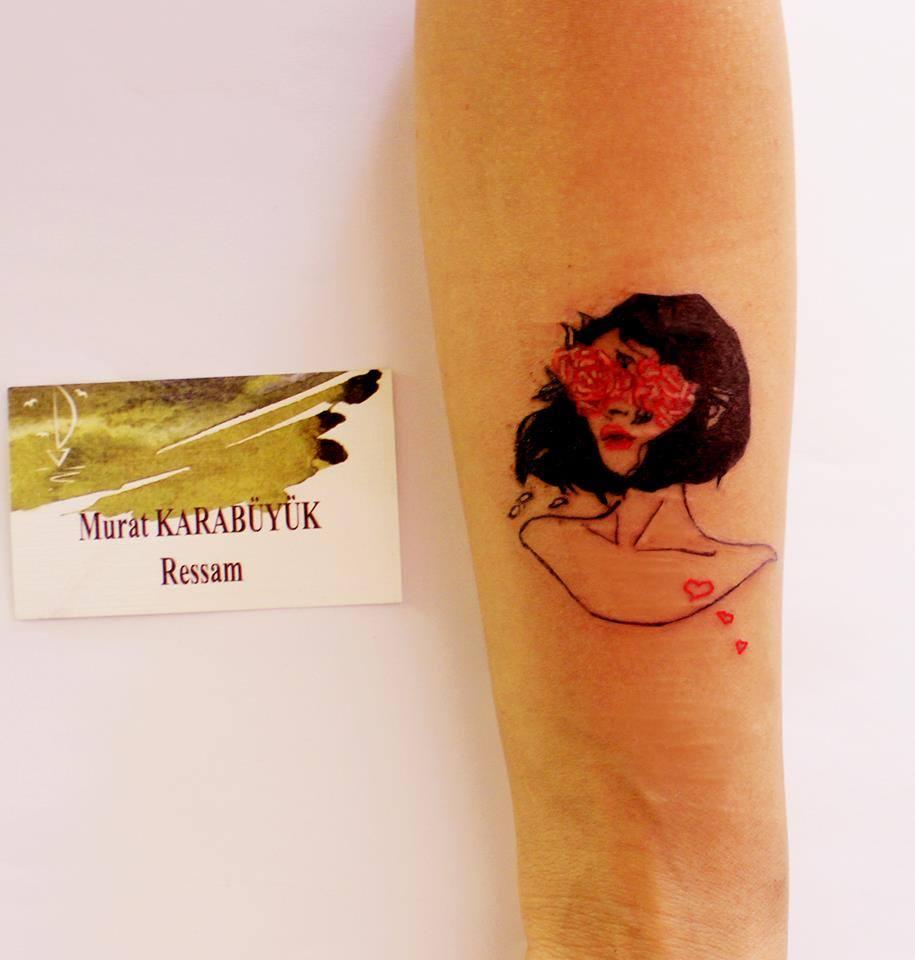 tattoo kadıköy istanbul tatto kalıcı dövme ressam dövme fiyat portre 52