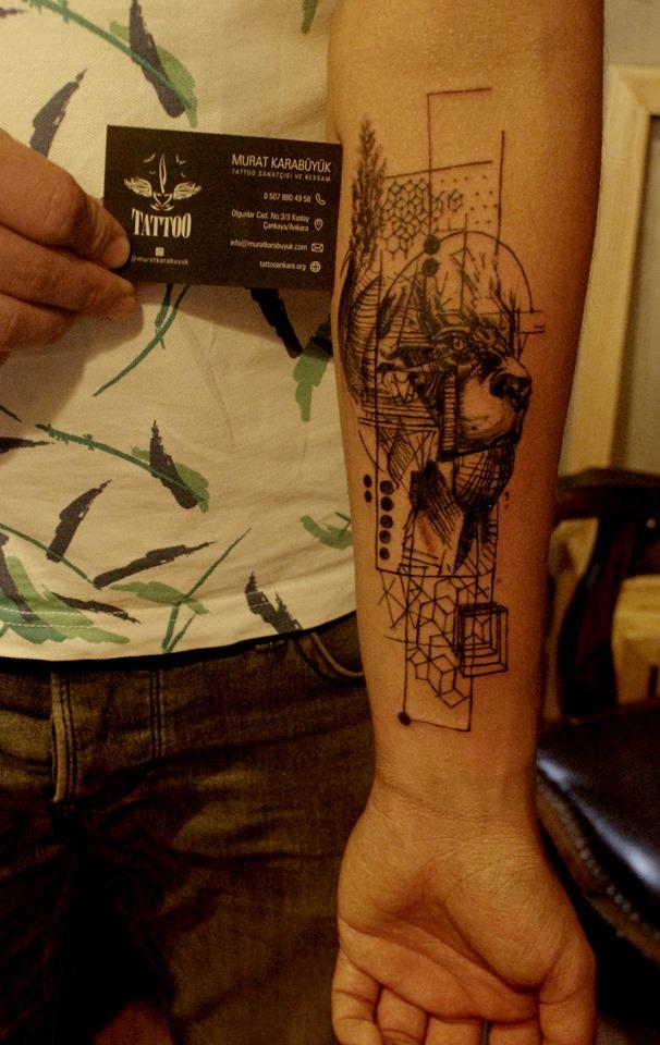 tatto kalıcı dövme ressam dövme fiyat aslan dövmesi