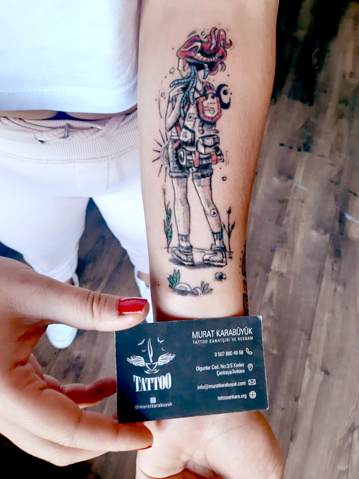 tattoo kadıköy istanbul tatto kalıcı dövme ressam minimalist 142