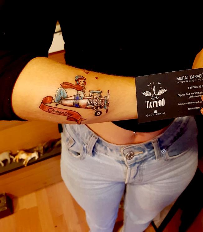 tattoo kadıköy istanbul tatto kalıcı dövme ressam minimalist 134