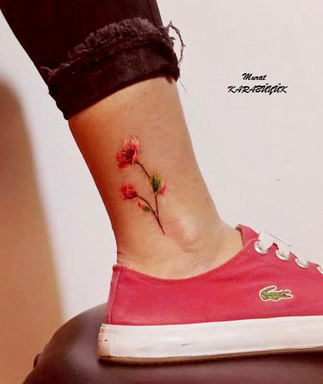 tattoo kadıköy istanbul tatto kalıcı dövme ressam dövme fiyat cicek 6
