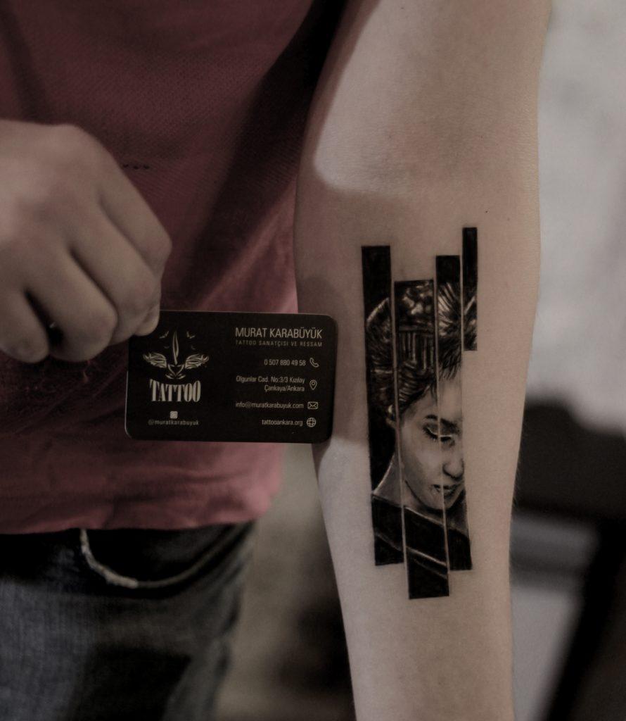 tattoo kadıköy istanbul tatto kalıcı dövme ressam dövme fiyat portre 24