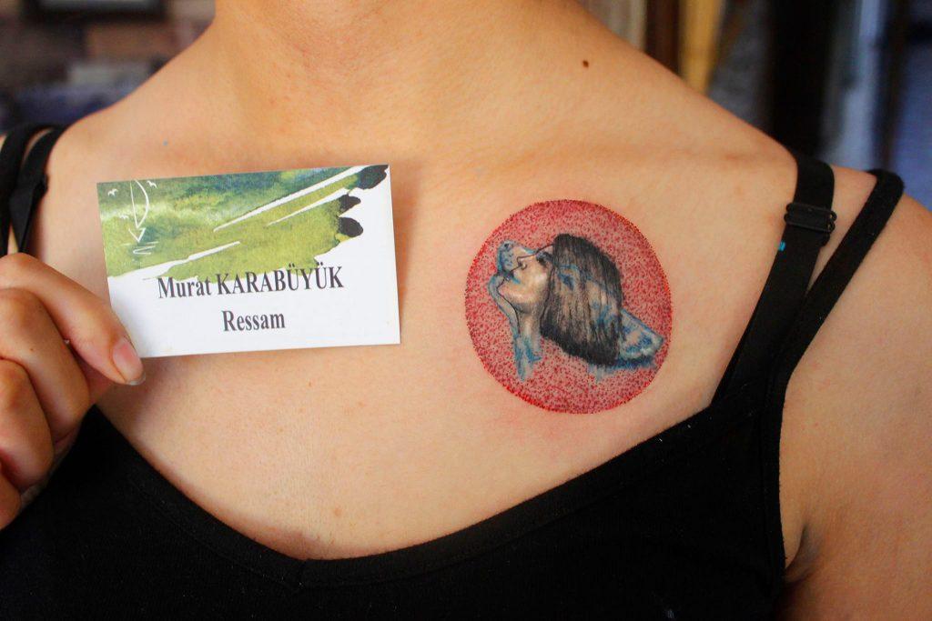 tattoo kadıköy istanbul tatto kalıcı dövme ressam dövme fiyat portre tatto 7